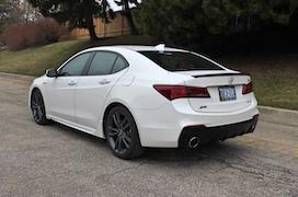 Acura TLX Aspec