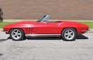 1966 Classic Corvette Rental