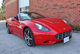 Ferrari California 30 Hardtop Convertible