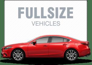 fullsize car rental