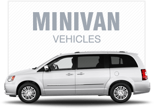 minivan rental