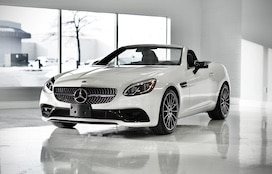 Mercedes Benz SLC300 Roadster